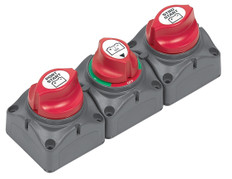 Bep Battery Distribution Cluster Twin Engine 2 Banks