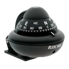 Ritchie X-10B-M RitchieSport Compass - Bracket Mount - Black