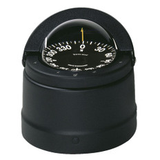 Ritchie DNB-200 Navigator Compass - Binnacle Mount - Black