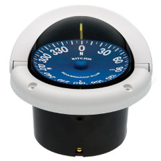 Ritchie SS-1002W SuperSport Compass - Flush Mount - White