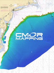 Cmor Mapping Mida001r Mid-atlantic Raymarine