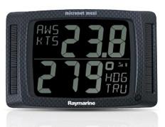 Raymarine Micronet Wireless Multi Dual Maxi Display