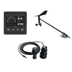 VDO Navigation Kit f/Sail, Wind Sensor, Transducer, Display & Cables