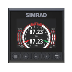 SIMRAD IS42J INSTRUMENT LINKS J1939 DIESEL ENGINES