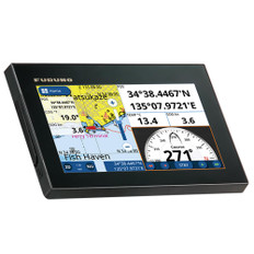 "Furuno GP1871F 7"" GPS/Chartplotter/Fishfinder 50/200, 600W, 1kW, Single Channel  CHIRP"