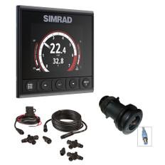 Simrad IS42 Speed/Depth Pack - IS42 Digital Display, DST800 Ducer & N2k Backbone Starter Kit