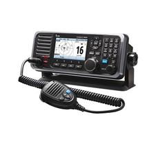 Icom M605 25W VHF AIS Rear Mic Connector