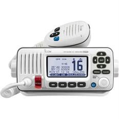 Icom M424G White VHF Radio Class D DSC BUILT-IN GPS