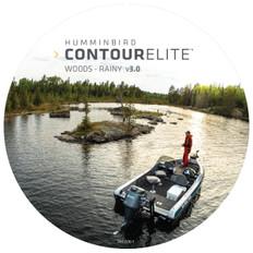 Humminbird Contour Elite Pc Software V3 Lake Of The Woods/rainy