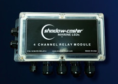 Shadow Caster Scm-pd-relay-4 4-channel Relay Box