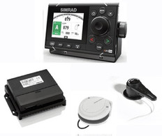 Simrad A2004 Compass Pack A2004, Ac70, Rf300 And Precision 9 Compass