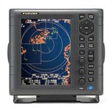 "Furuno 1835 10.4"""" Color LCD R Radar 24"""" 4Kw Dome"