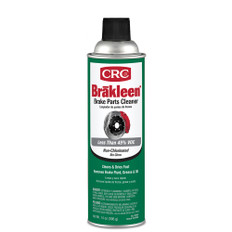 CRC Brakleen Brake Parts Cleaner - Non-Chlorinated - 14oz