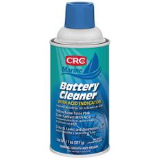 CRC Marine Battery Cleaner w/Acid Indicator - 11oz *Case of 12