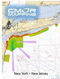 CMOR Mapping NYNJ001S New York New Jersey Simrad