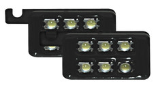 B-Light Tonneau Lighting System; Inc 8 High Intensity LED Units; 1 Kit
