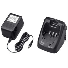 Icom BC162-01 Rapid Charger Requires BC145A11