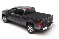 Trifecta Signature 2.0 Tonneau Cover; Black; Acrylic Canvas; Dodge Ram Short Bed (6 1/2'), 1500-02, 1500/2500-03-08 (incl Mega Cab)
