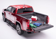 BedRug Complete Truck Bed Liner; 3/4 in. Thick Floor; 1/4 in. Thick Side Walls; Incl. Bulkhead And Tailgate;
