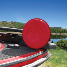 "Taylor Made Trolling Motor Propeller Cover- 3-Blade Cover - 10""- Red"