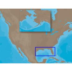 C-map Na-m420 Max Wide Microsd Gulf Of Mexico Bathymetric