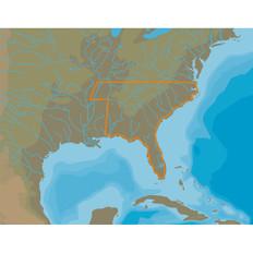 C-map M-na-d074 4d Microsd Us Lakes South East