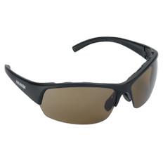 Harken Waypoint Sunglasses - Matte Black Frame/Grey Lens