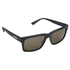 Harken Rake Sunglasses - Matte Black Frame/Grey Lens