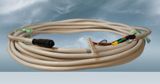 Furuno 001-122-870-10 Cable 15 15 Meters For 1623/1712