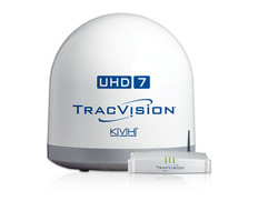 Kvh Tracvision Uhd7 Tv System