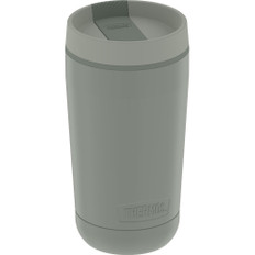 Thermos Guardian Collection Stainless Steel Tumbler 3 Hours Hot/10 Hours Cold - 12oz - Matcha Green