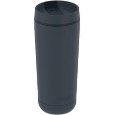Thermos Guardian Collection Stainless Steel Tumbler 5 Hours Hot/14 Hours Cold - 18oz - Lake Blue