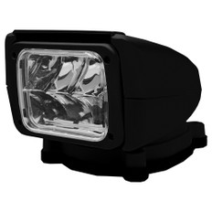 ACR RCL-85 Black LED Searchlight w/Wireless Remote Control - 12/24V
