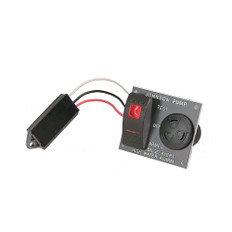 Johnson Pump Bilge Alert High Water Alarm - 12V Sensor