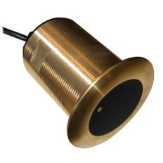 Raymarine CPT-S High CHIRP Bronze Thru-Hull Flush Mount Transducer - 0 Angle