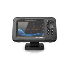 Lowrance Hook Reveal 5x Splitshot Gps Only No Chart