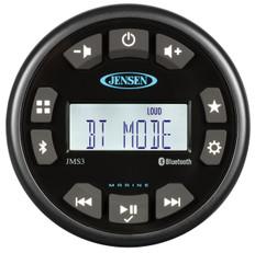 Jensen Jms3rtl Am/fm/usb Waterproof Bluetooth Stereo