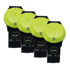 ACR OLAS (Overboard Location Alert System) Crew Tag & Strap *Pack of 4