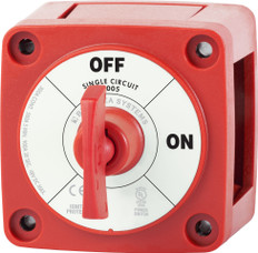 Blue Sea M-series Battery Switch On/off With Key