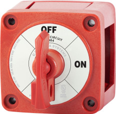 Blue Sea M-series Battery Switch On/off With Locking Key