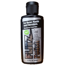 Flitz Liquid Polish - 1.7oz. Bottle *Case of 24*