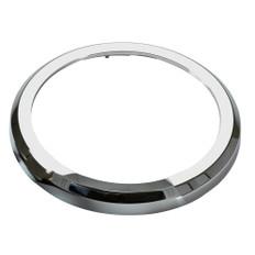 VDO Marine 110mm ViewLine Bezel - Flat - Chrome