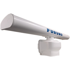 Furuno DRS6AX 6kW UHD Digital Radar w/Pedestal, 6' Open Array Antenna & 15M Cable