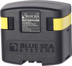 Blue Sea Batterylink Automatic Charging Relay 12/24vdc 120a