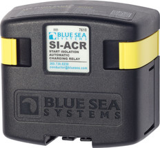 Blue Sea Si-acr Automatic Charging Relay 12/24vdc 120a