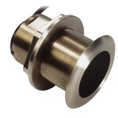 Airmar B60 Bronze Thru-Hull Transducer w/Humminbird #9 Plug - 7-Pin - 20º