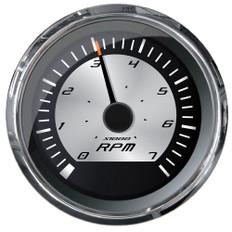 "Faria Platinum 4"" Tachometer - 700 RPM - Gas - Inboard, Outboard & I/O"