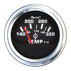 """Faria 2"""" Oil Temperature Gauge (140-320 F)"""