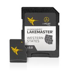 Humminbird Lakemaster Chart Western States V3