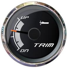 """Faria Platinum 2"""" Trim Gauge f/Honda"""